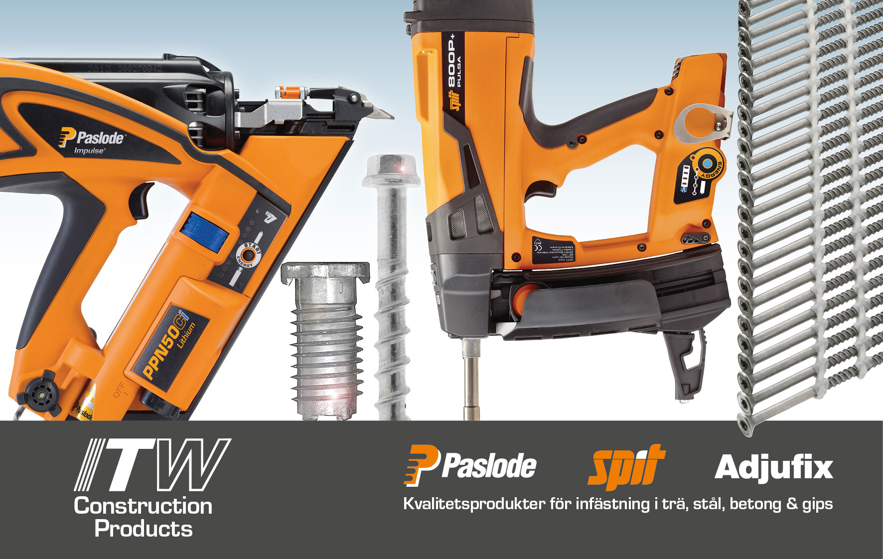 ITW Construction Products AB logo