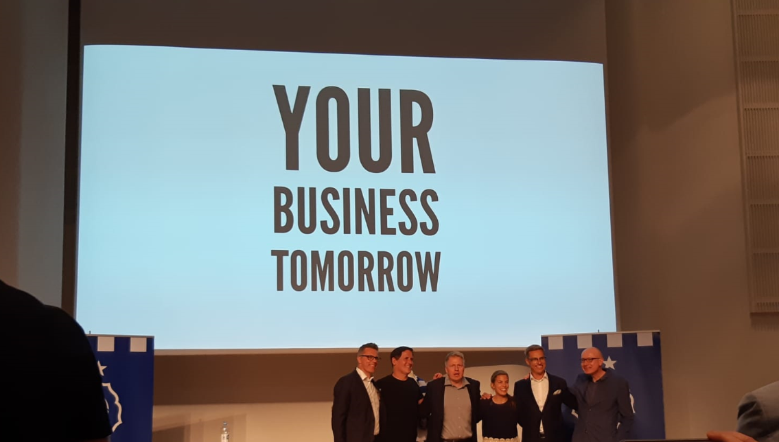 Your Business Tomorrow Seminar